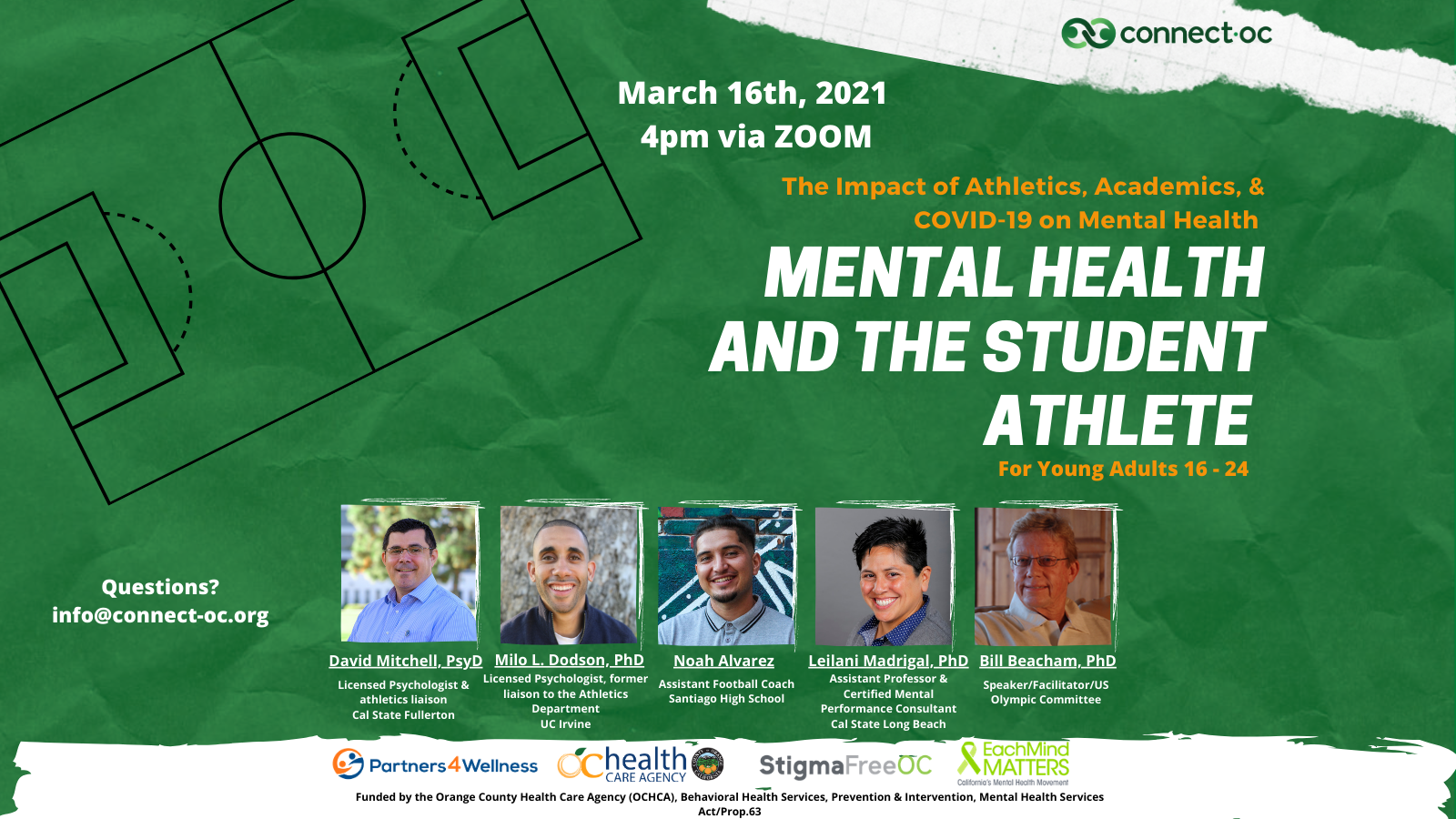 Mental Health and the Student Athlete Event